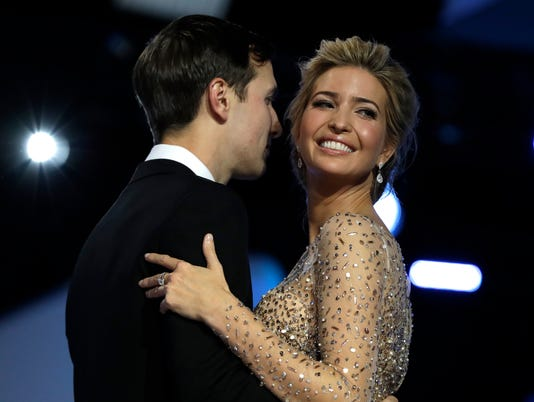 AP ISRAEL IVANKA'S CONVERSION I FILE USA DC