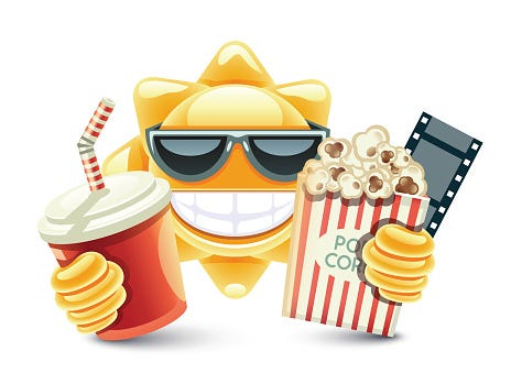 This deal is hot, hot, hot! Enter to win a $50 Fandango gift card to see the summer movie of your choice! 6/8-6/30.