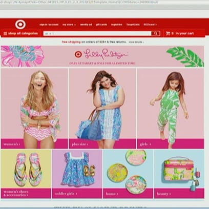 Target's Lilly Pulitzer launch ignites shopping frenzy