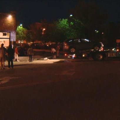 Crash in St. Paul
