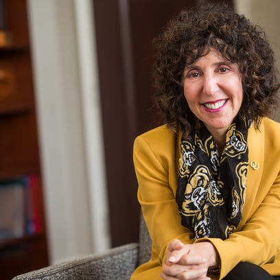 New Oakland University President Ora Pescovitz