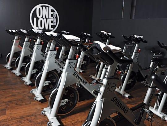 One Love Bike and Barre, Ridgewood