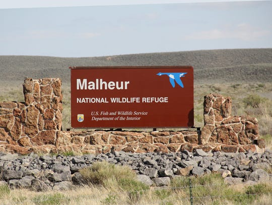 Malheur National Wildlife Refuge.