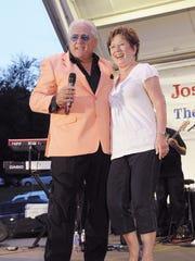 Barbara Fabricatore, of Nutley, joins Duprees singer