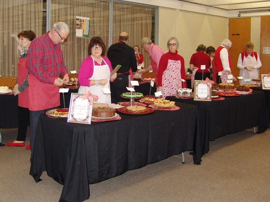 The 27th annual Chocolate Extravaganza is set for 3 to 5 p.m. Saturday at the Coshocton County Career Center. The event is the biggest fundraiser every year for the Pomerene Center for the Arts. The event features cakes, cookies, brownies, tortes and more made by local bakers.