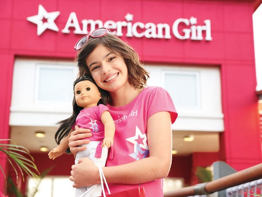 American Girl is opening a 12,000-square-foot retail