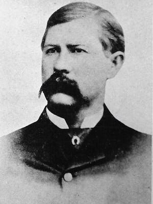 Virgil Earp and the Gunfight at the O.K, Corral. SUBMITTED PHOTO