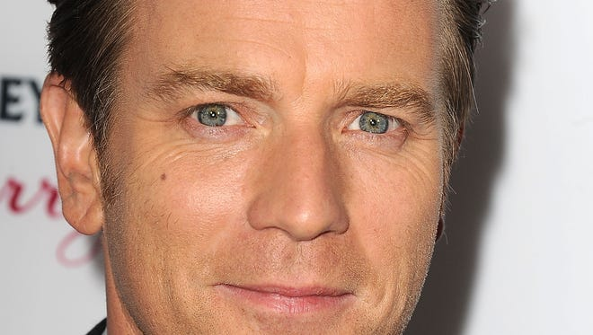 Ewan McGregor, shown in 2012, takes on a stage role.