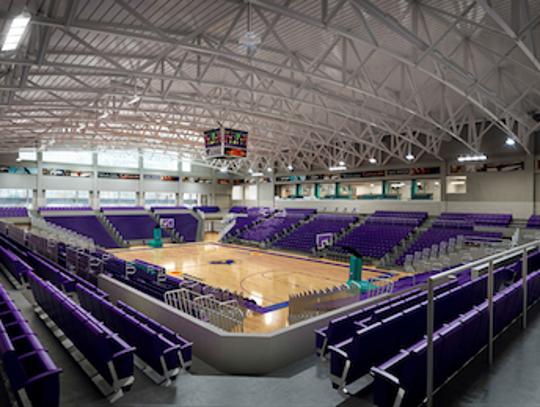 FSW arena interior rendering