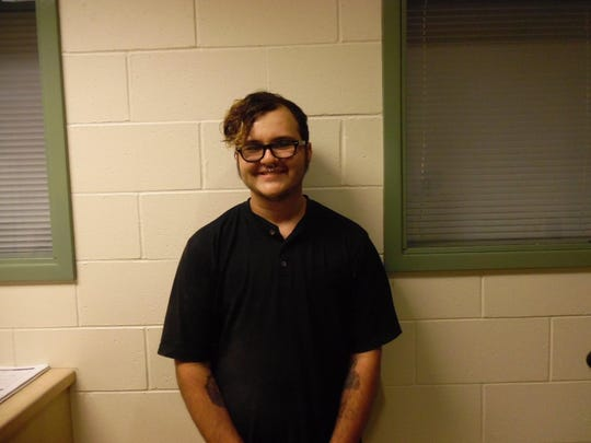 Damien Cooper Gabriel, 18, of Southwest Ranches, Florida