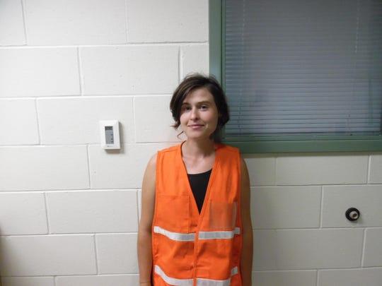 Elizabeth C. Catlin, 25, of Greene, Maine