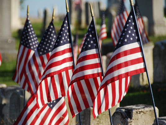 wsd American flags