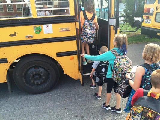 SWL school bus