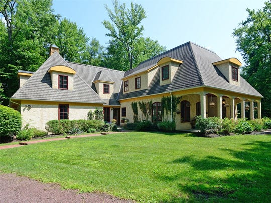 """This property in Palisades, NY was the childhood home of """"Nashville"""" actress Hayden Pannettiere. Courtesy photo Ellis Sotheby's International Realty.  Inspired Villa 129 Washington Spri"""