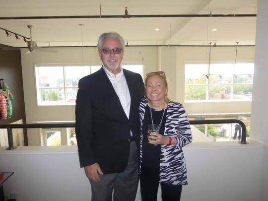 Troy residents Jim and Diane Goss are self-professed