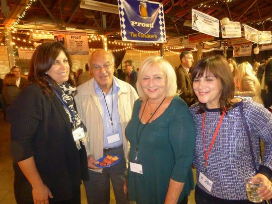 CCS Board member Lanie Cosgrove of Birmingham, Pat