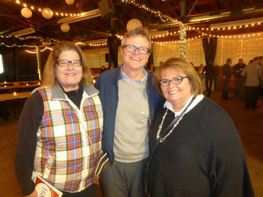 Bloomfield residents and CCS Past President Molly Robinson