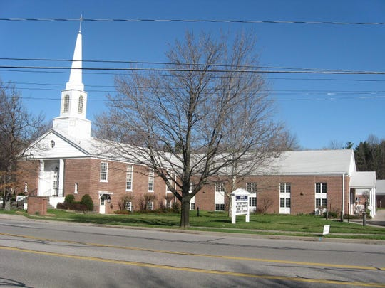 Greece United Methodist Church in Monroe County