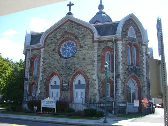 Park Church in Elmira will be among the local houses