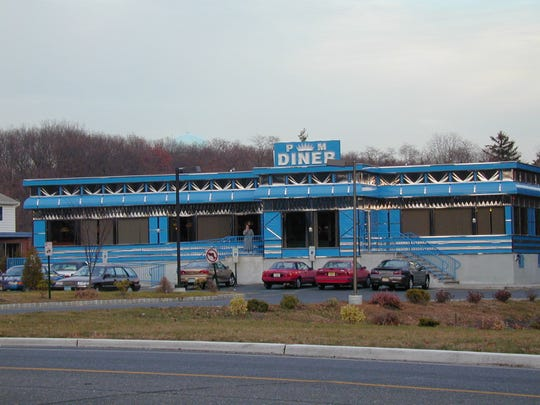 Princess Maria Diner in Wall, one of the top five diners at the Jersey Shore.