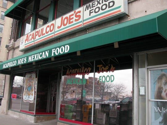 Acapulco Joe's is at 365 N. Illinois St. in downtown Indianapolis.