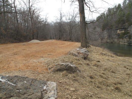Buck Hollow access.JPG