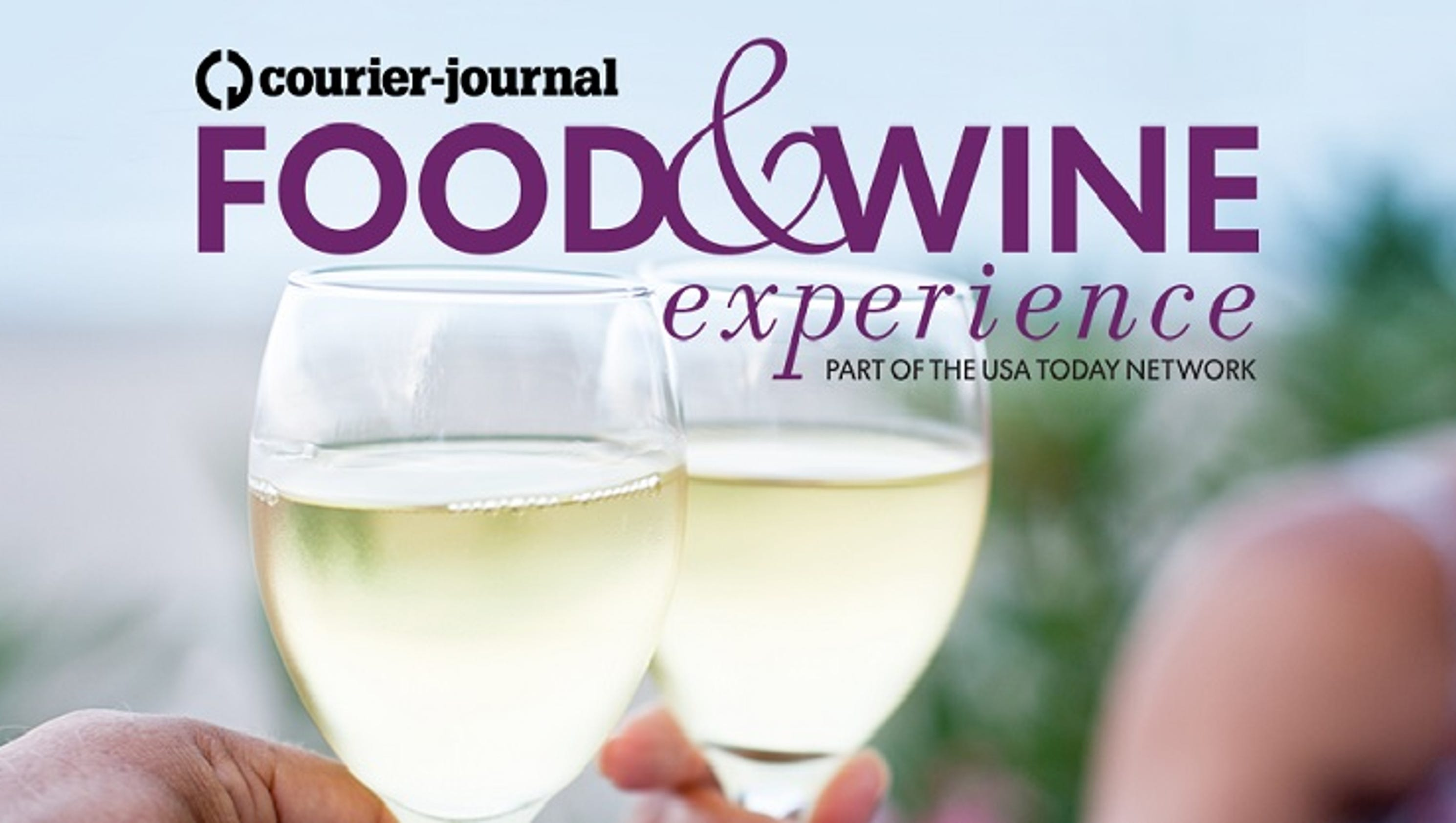 Courier-Journal\'s Food & Wine Experience   Get the facts on 24 ...