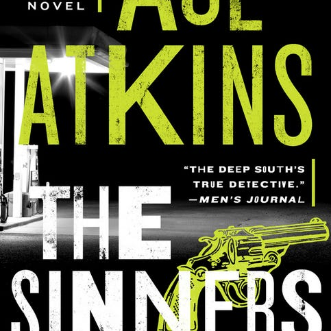 Review: Ace Atkins' 'The Sinners' is action-packed