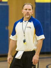 Northern Lebanon coach Chris George turned in the best
