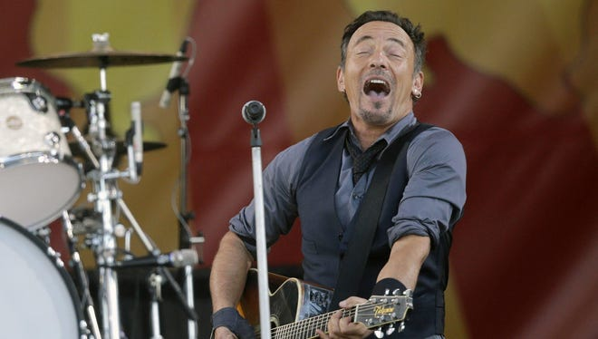 Bruce Springsteen and the E Street Band will play the Palace of Auburn Hills on April 14.