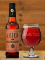 The 2017 Friek from Odell Brewing has been released. The brewery first launched the beer in 2010.