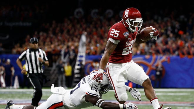 The Cincinnati Bengals selected Oklahoma Sooners running back Joe Mixon in the second round of the 2017 NFL Draft.