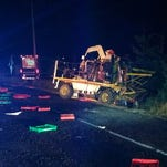Woodburn man identified in fatal two-vehicle Highway 211 crash
