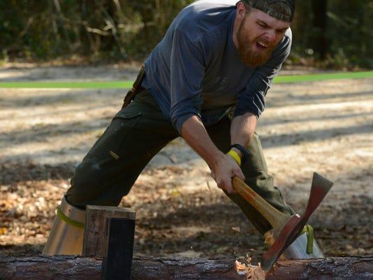 Lumberjack Festival 1