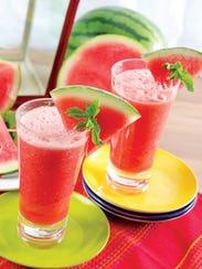 Watermelon-Lemonade Coolers
