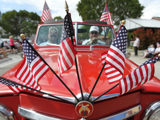 The Annual Veterans Day Parade took place on Wednesday,