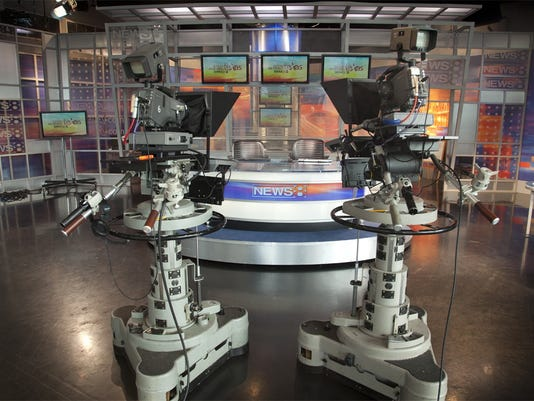Anchors Alexandra Ilitch and Bonney Bowman leave WLNS Channel 6