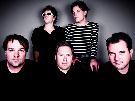 The Get-Up Kids, from Kansas City, emerged from the mid-1990s emo scene They will perfom at 8 p.m. Thursday at The Haunt.
