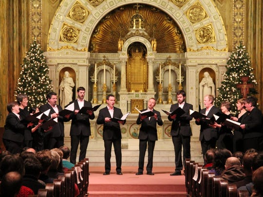 The Rose Ensemble delivers two holiday concerts Dec. 1-2 at the University of Vermont.