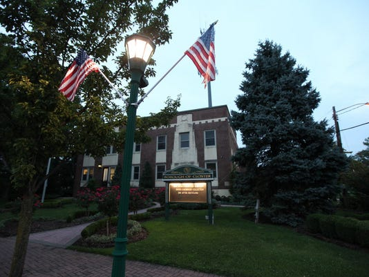 Closter borough hall