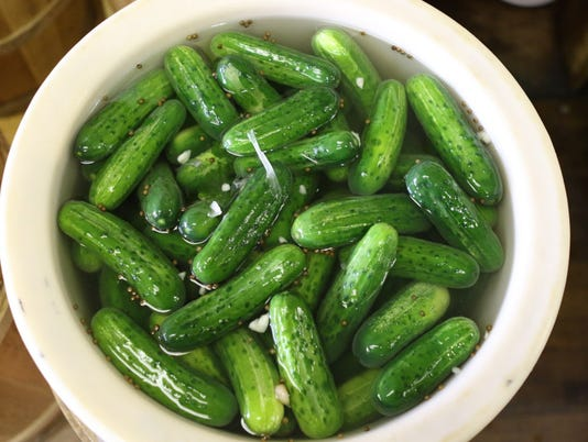 Picklelicious pickles