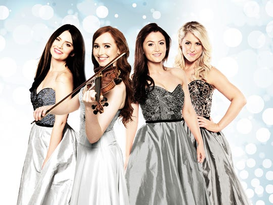 "Celtic Woman returns to the Mid-South for a concert on the ""Home For Christmas — The Symphony Tour"" at Horseshoe Casino."