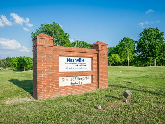 The six-acre site on which townhomes are planned is on the same campus as the  Nashville Community Care & Rehabilitation Center at Bordeaux nursing home.