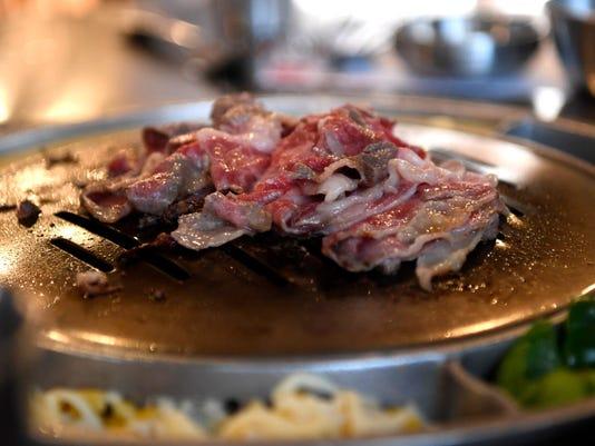 Korean Food Crawl