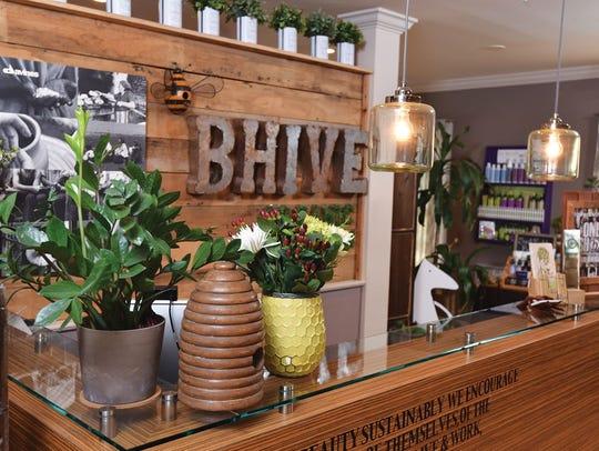B Hive, Hillsdale.