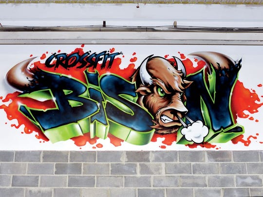 Crossfit Bison, Midland Park.