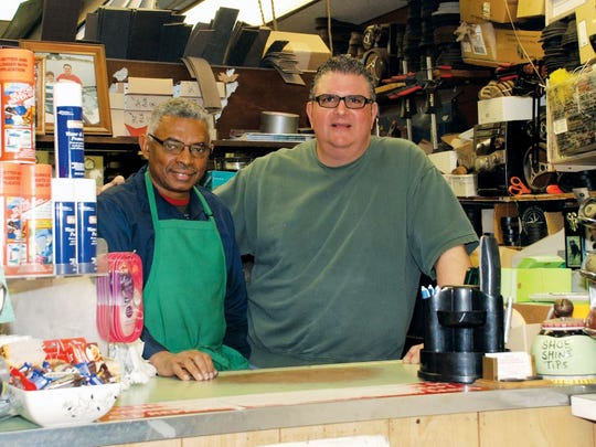 Quality Shoe Repair shop, Ridgewood.