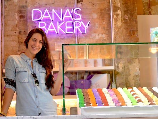 Dana Loia of Dana's Bakery.