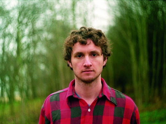 Sam Amidon shares a bill with Anais Mitchell this weekend in Randolph.