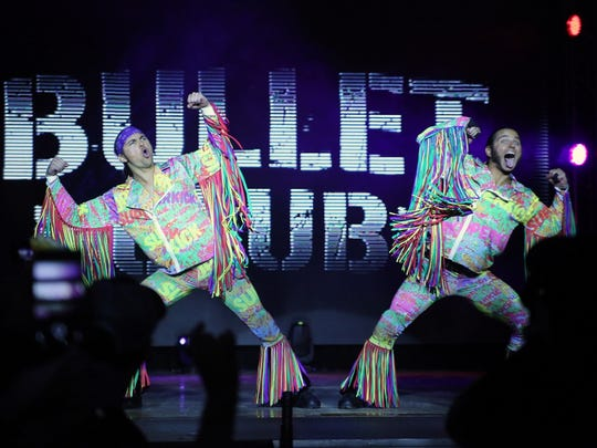 The Young Bucks are executive vice presidents of All Elite Wrestling and lead the tag team division.
